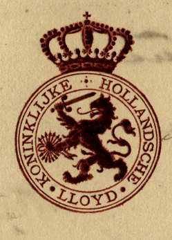 Seal on one of Oswaldo Cruz's letters